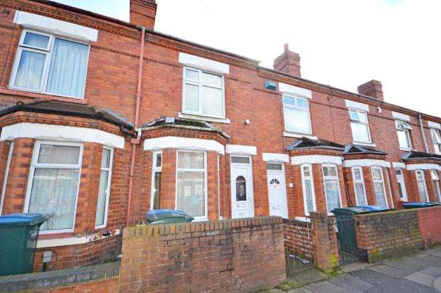 3 Bedrooms Terraced House for sale in King Edward Road, Hillfields, Coventry, West Midlands