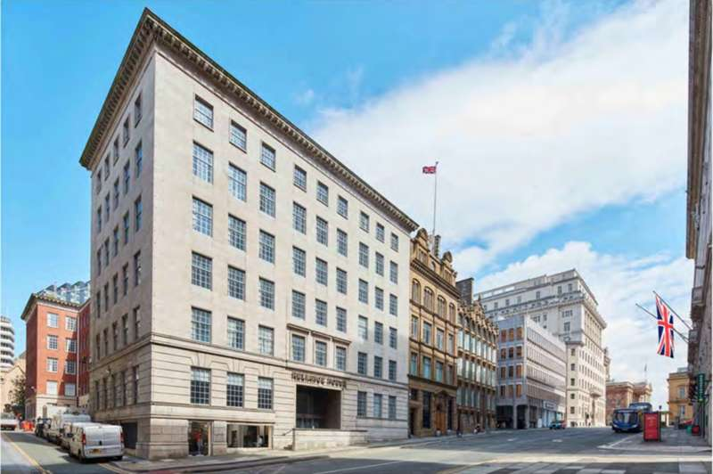 2 Bedrooms Flat for sale in Water Street, Liverpool, L2