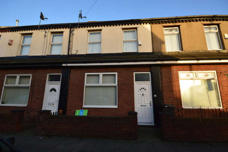2 Bedrooms Terraced House for sale in Rawson Road, Liverpool, L21