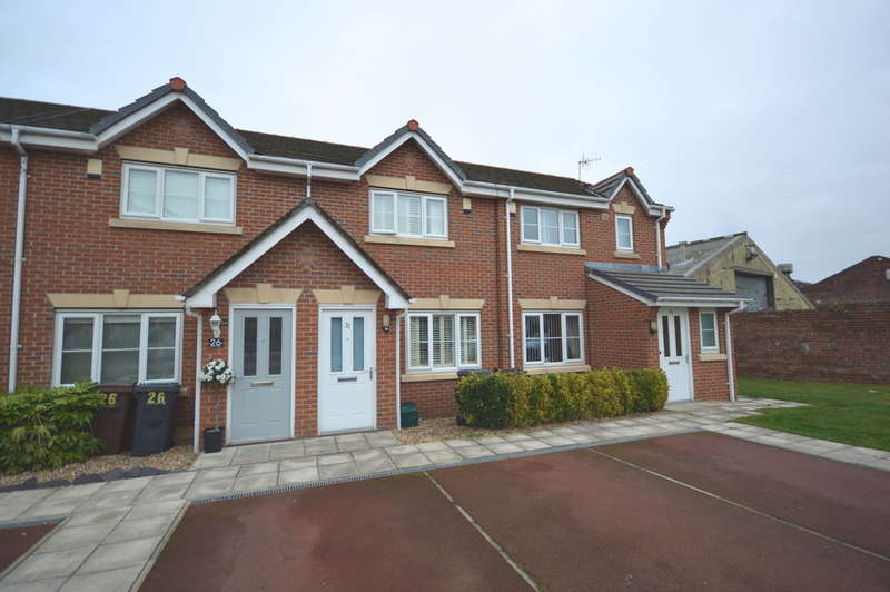 2 Bedrooms Terraced House for sale in Barnton Close, Bootle, Bootle, L20