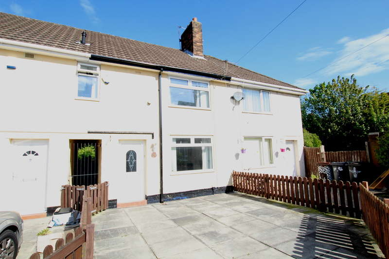 2 Bedrooms Terraced House for sale in Wimborne Close, Page Moss, Liverpool, L14