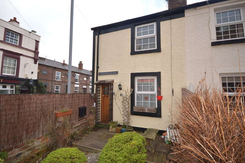 2 Bedrooms Cottage House for sale in Victoria Road, Crosby, Liverpool, L23