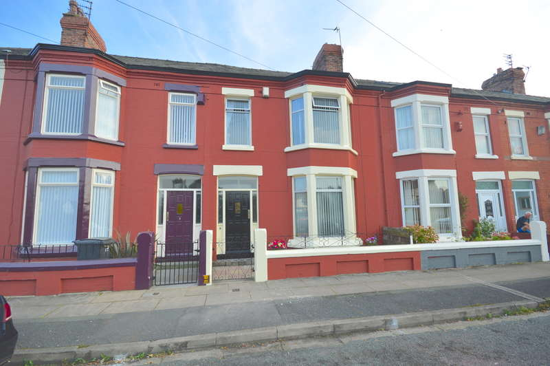 3 Bedrooms Terraced House for sale in Elm Drive, Seaforth, Liverpool, L21