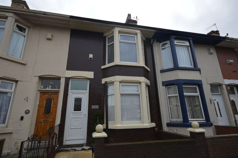 3 Bedrooms Terraced House for sale in Sidney Road, Bootle, Bootle, L20