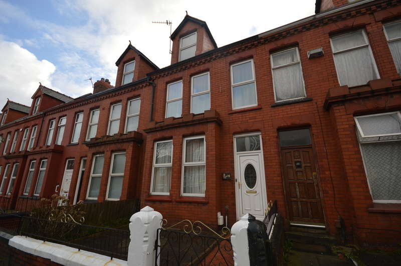 3 Bedrooms Terraced House for sale in Cambridge Road, Seaforth, Liverpool, L21