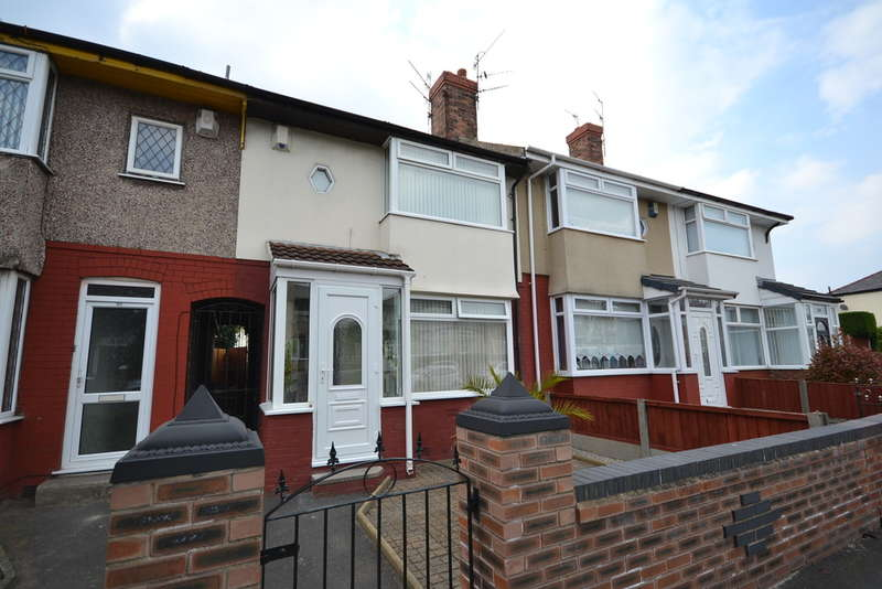 3 Bedrooms Terraced House for sale in Hatton Hill Road, Bootle, Liverpool, L21