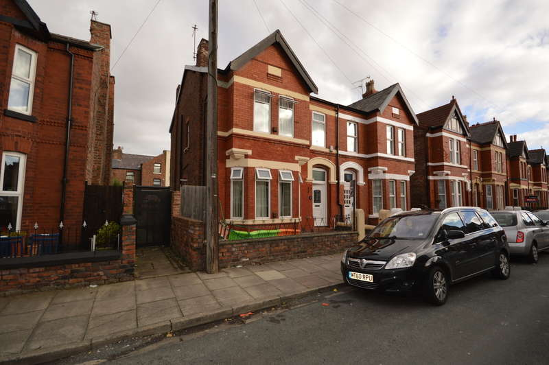 5 Bedrooms Semi Detached House for sale in Oakdale Road, Liverpool, L22