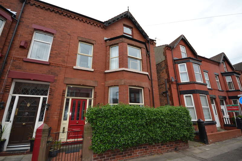 6 Bedrooms Semi Detached House for sale in Marlborough Road, Waterloo, Liverpool, L22