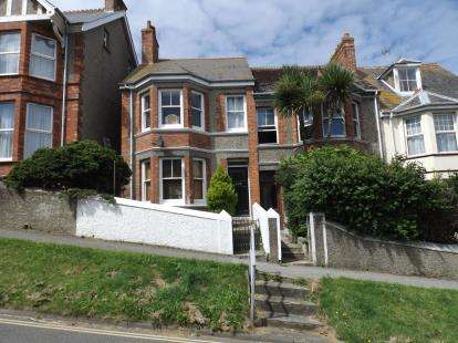 4 Bedrooms End Of Terrace House for sale in Newquay, Cornwall