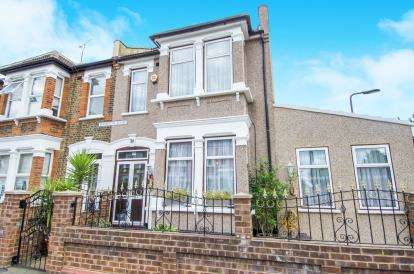 5 Bedrooms End Of Terrace House for sale in London