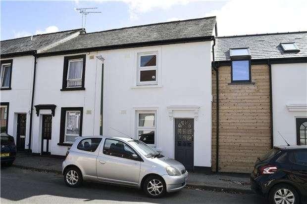 2 Bedrooms Terraced House for sale in Bradbourne Road, SEVENOAKS, Kent, TN13 3PZ