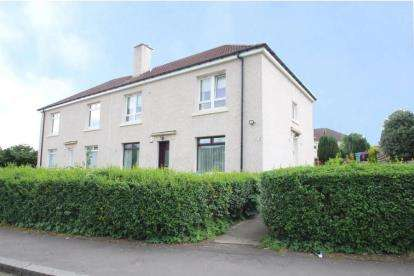 2 Bedrooms Flat for sale in Rotherwood Avenue, Knightswood, Glasgow