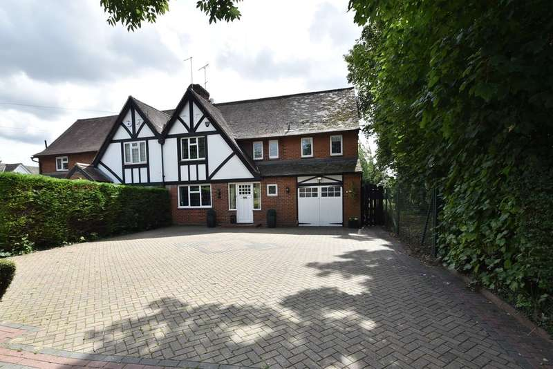 4 Bedrooms Semi Detached House for sale in Rowney Cottages, Sawbridgeworth