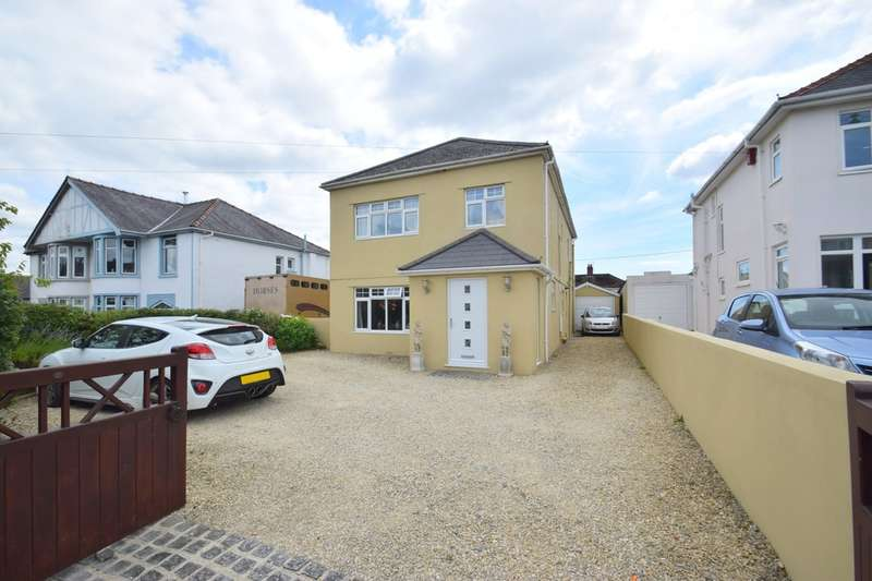 4 Bedrooms Detached House for sale in 39 Bryntirion Hill, Bridgend, Bridgend County Borough, CF31 4BY