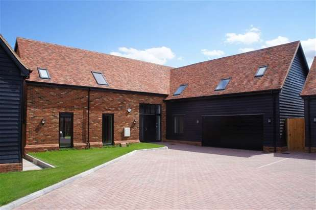 5 Bedrooms Detached House for sale in Cawne View, Wilstead