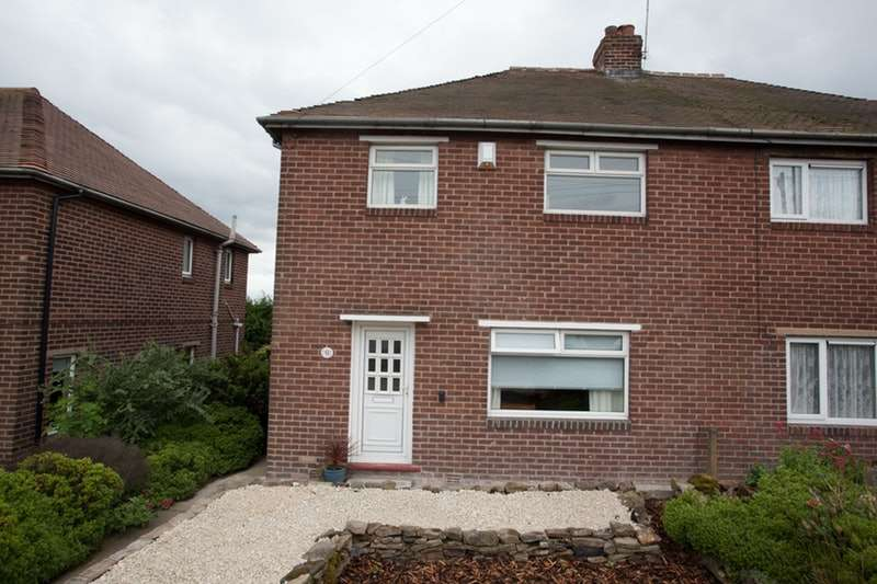 3 Bedrooms Semi Detached House for sale in Fearn House Crescent, Barnsley, South Yorkshire, S74