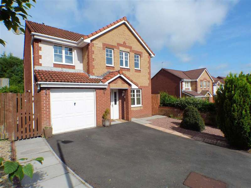 4 Bedrooms Detached House for sale in Kelvin Crescent, Cherry Tree Gardens, EAST KILBRIDE