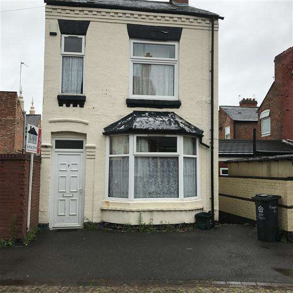 3 Bedrooms Detached House for sale in Granby Avenue
