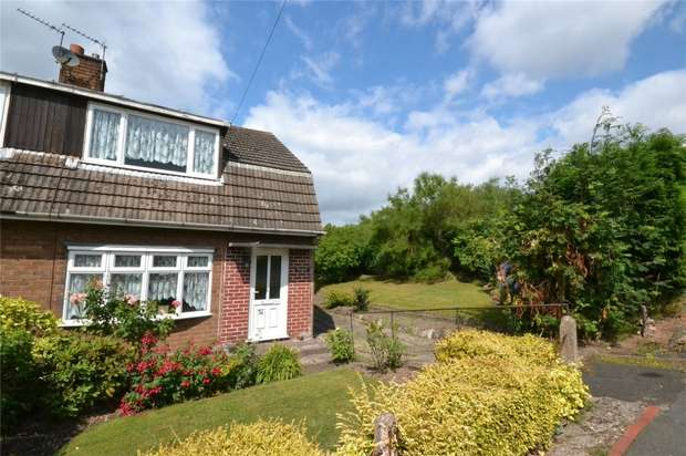 3 Bedrooms Semi Detached House for sale in Hollyhurst Road, Wrockwardine Wood, Telford, Shropshire