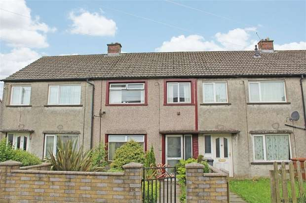 3 Bedrooms Terraced House for sale in Melbreak Avenue, Cleator Moor, Cumbria