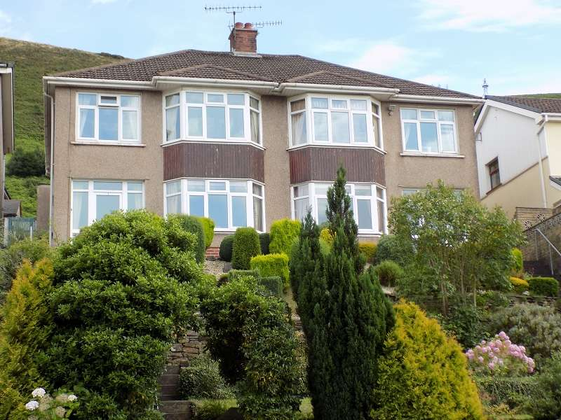 3 Bedrooms Semi Detached House for sale in Penycae Road, Port Talbot, Neath Port Talbot. SA13 2EP