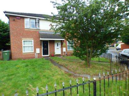 1 Bedroom Semi Detached House for sale in Wareham Close, Walsall, West Midlands