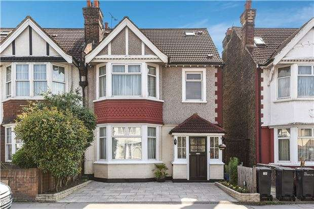 5 Bedrooms Semi Detached House for sale in Norbury Crescent, Norbury, LONDON, SW16