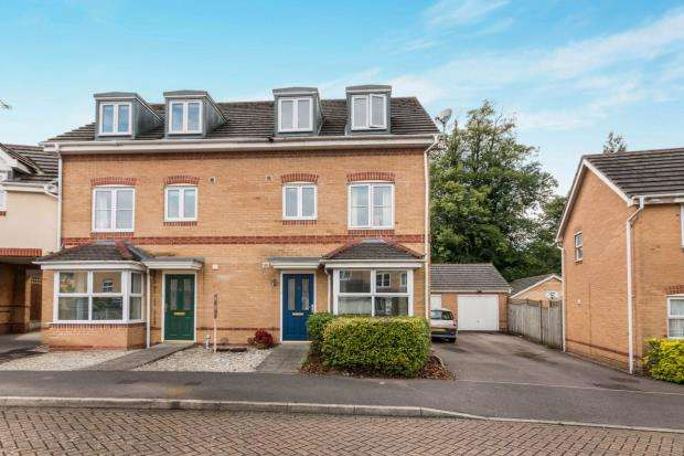 4 Bedrooms Semi Detached House for sale in Beggarwood, Basingstoke, Hampshire