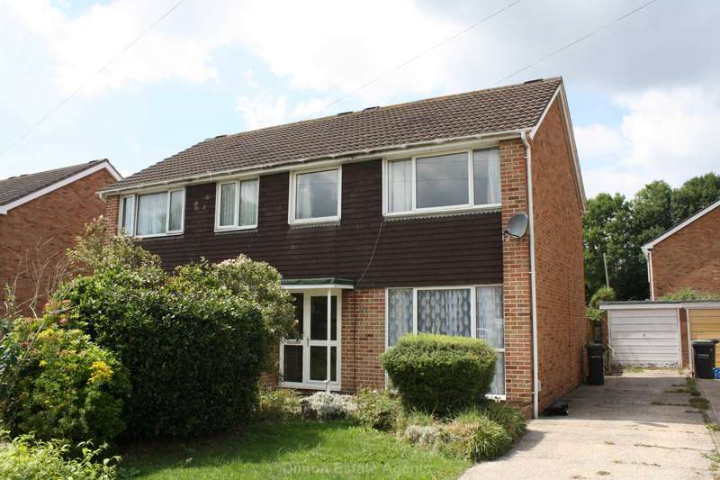 3 Bedrooms Semi Detached House for sale in Wych Lane, Bridgemary