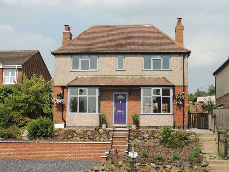 4 Bedrooms Detached House for sale in Main Road, Meriden