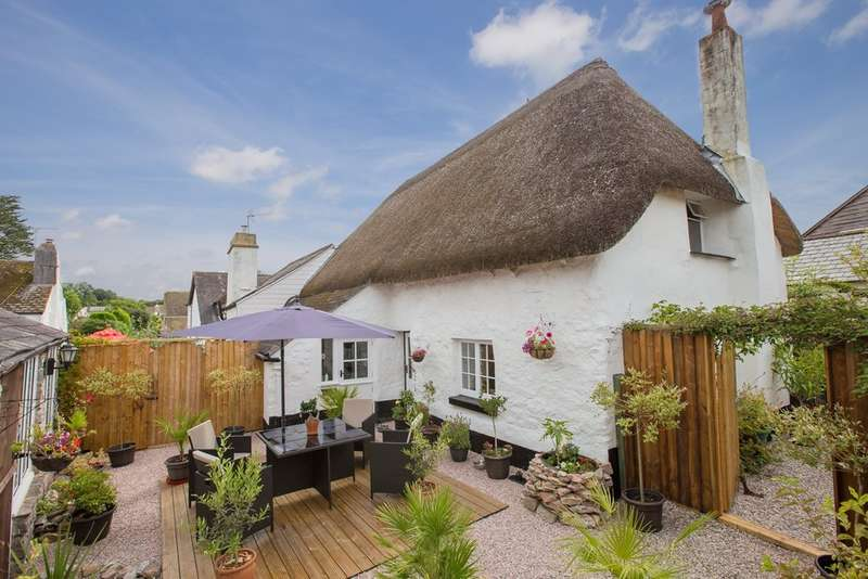 2 Bedrooms Cottage House for sale in North Street, Ipplepen