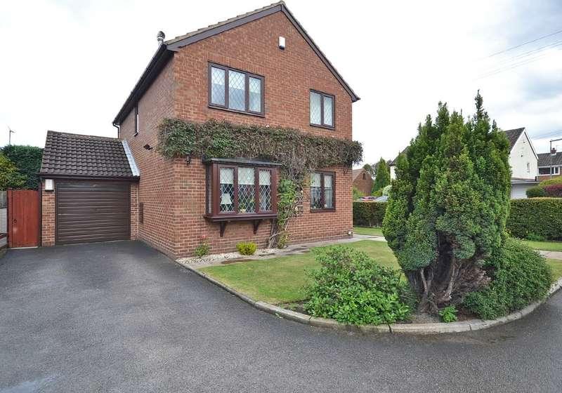 4 Bedrooms Detached House for sale in Denby Dale Road East, Durkar, Wakefield