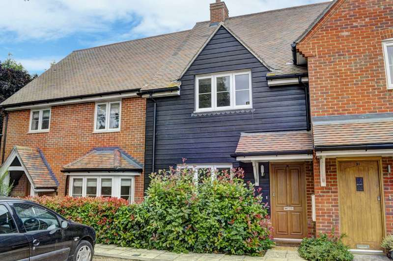 2 Bedrooms Terraced House for sale in Printers Piece, Haddenham