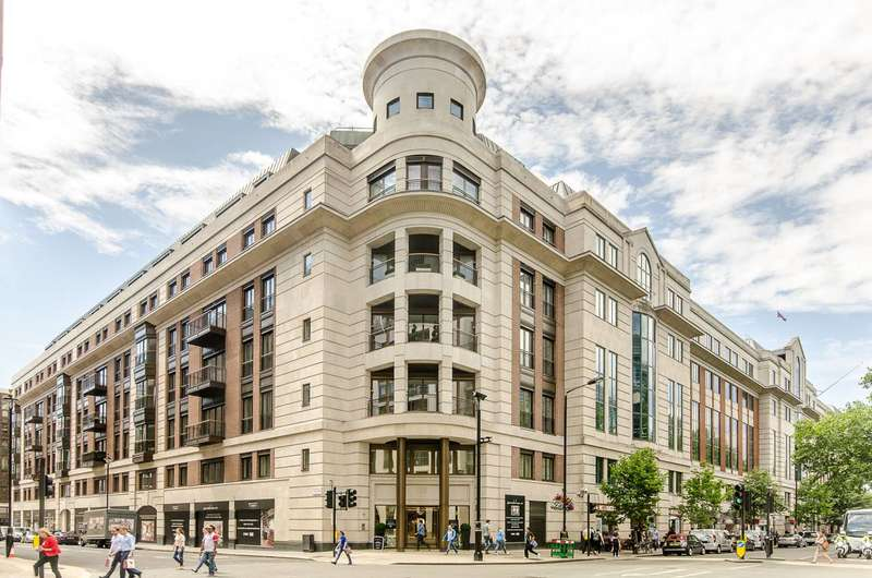 2 Bedrooms Flat for sale in Great Minster House, Westminster, SW1P
