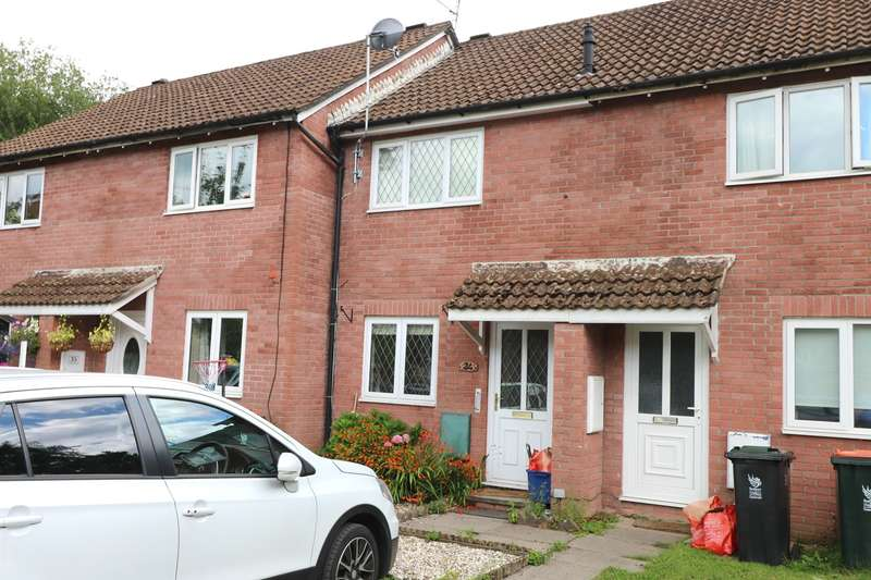 2 Bedrooms Terraced House for sale in The Brades, Caerleon, Newport, NP18