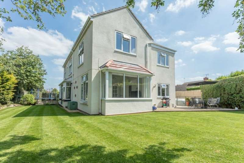 5 Bedrooms Detached House for sale in Worksop Road, Worksop, South Yorkshire, S81