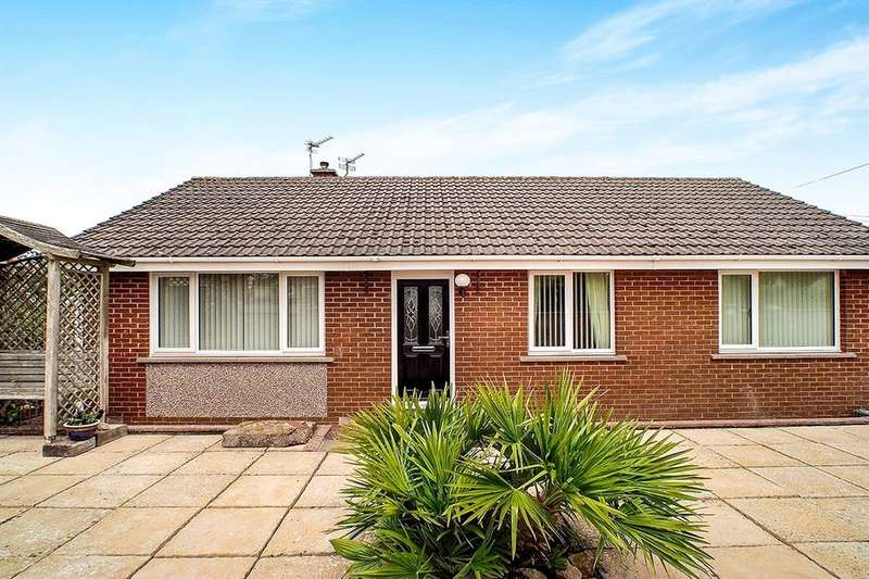 3 Bedrooms Detached Bungalow for sale in The Crescent, Wigton, CA7