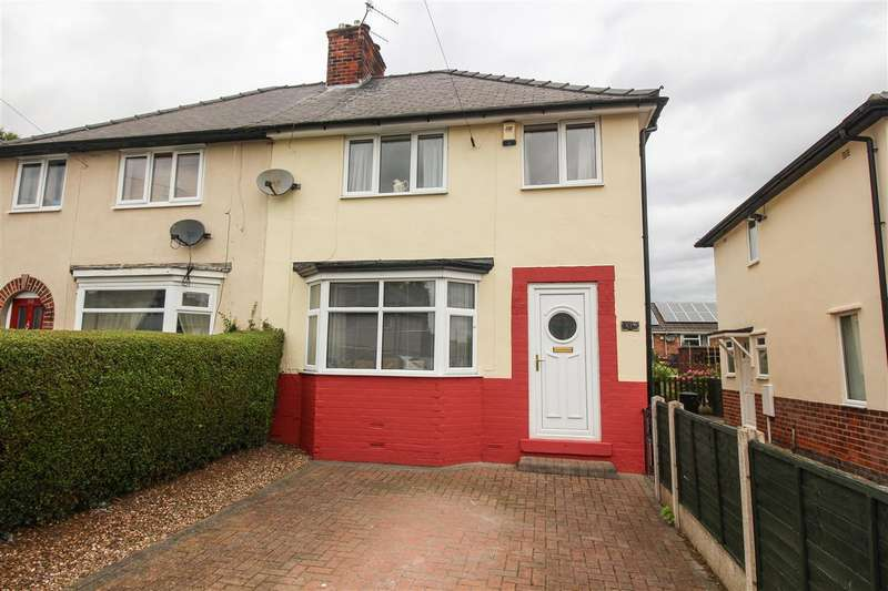3 Bedrooms Semi Detached House for sale in Church Street South, Chesterfield
