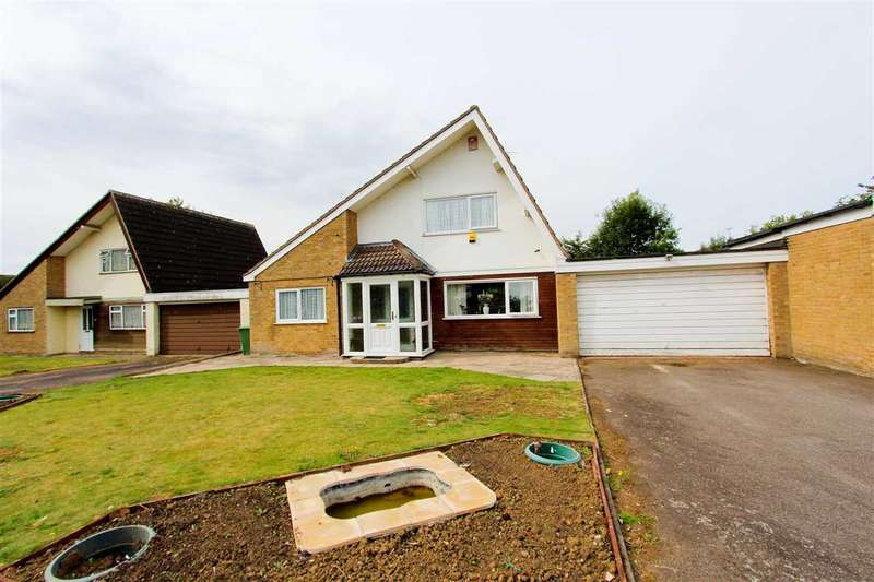 3 Bedrooms Detached House for sale in Sherborne Avenue, Wigston