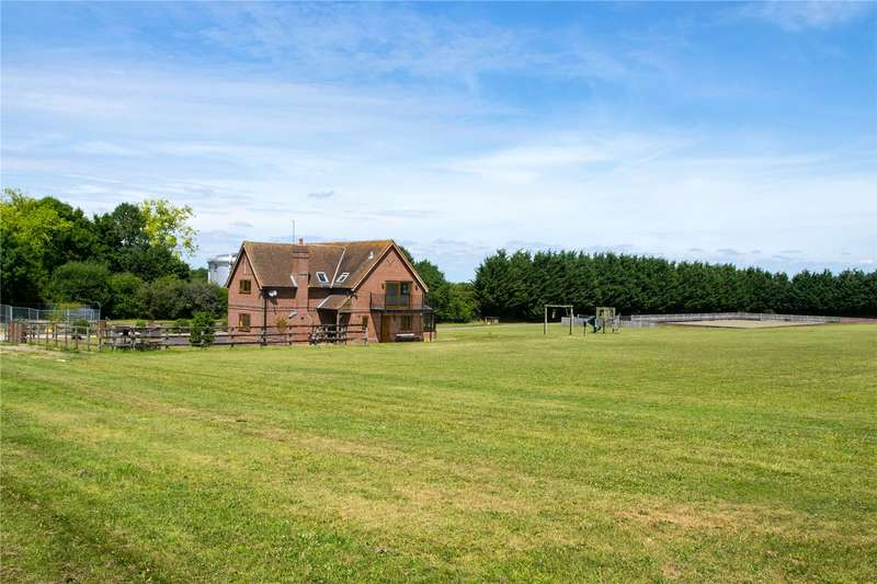 5 Bedrooms Detached House for sale in Ridgeway Farm, Downside, Chilton, Oxfordshire, OX11