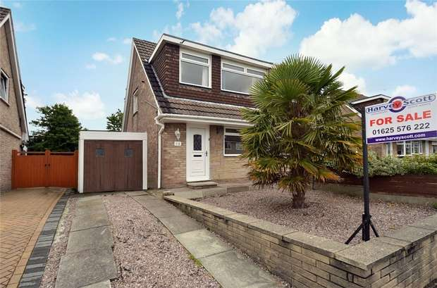 3 Bedrooms Semi Detached House for sale in Craig Road, Macclesfield, Cheshire