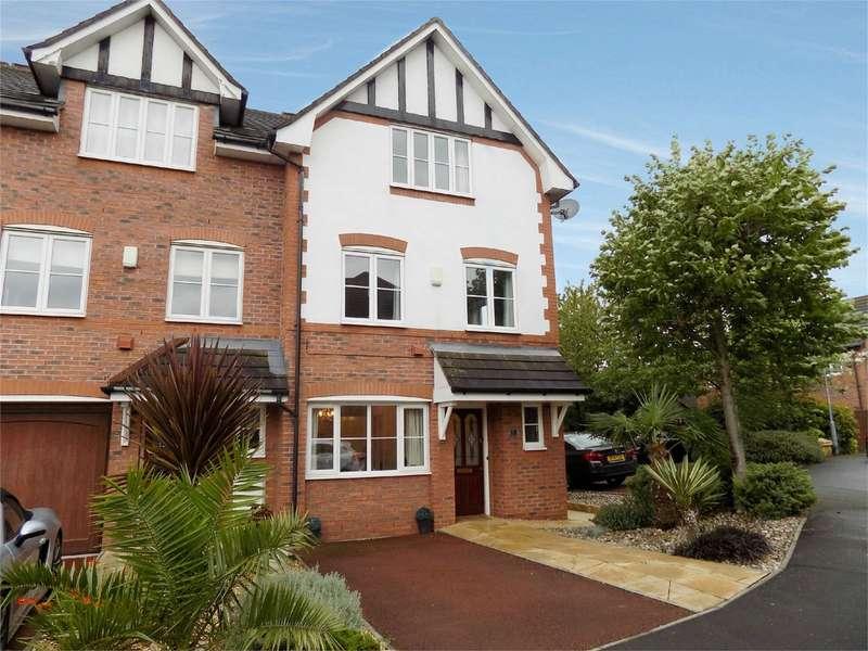 3 Bedrooms Detached House for sale in Spires Gardens, Winwick, Warrington, Cheshire