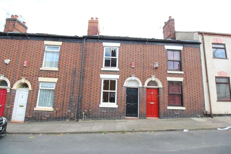 2 Bedrooms Property for sale in Parsonage Street, Tunstall, Stoke-On-Trent, ST6