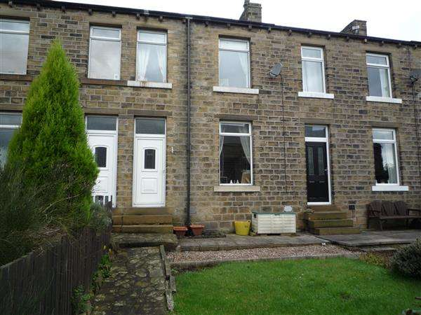 3 Bedrooms Terraced House for sale in Leymoor Road, Huddersfield