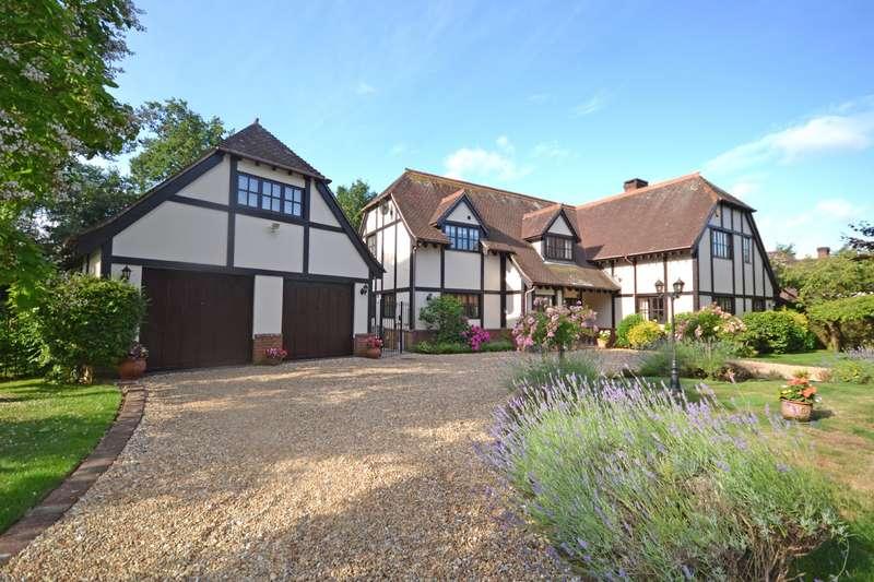 5 Bedrooms Detached House for sale in West Chiltington, Pulborough, West Sussex, RH20
