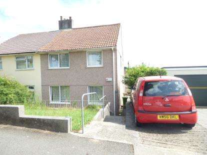 3 Bedrooms Semi Detached House for sale in Plymouth, Devon, United Kingdom