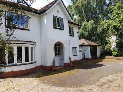 4 Bedrooms Detached House for sale in Cavendish Road, Bowdon, Altrincham, Greater Manchester