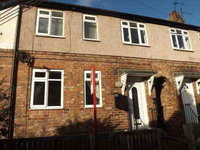 3 Bedrooms Terraced House for sale in Whitcliffe Terrace, Richmond, North Yorkshire