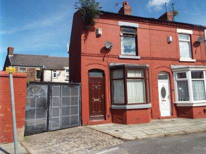 2 Bedrooms Terraced House for sale in Enfield Road, Liverpool, Merseyside, England, L13