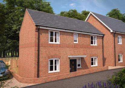 3 Bedrooms Detached House for sale in Moorbrooke, Hartshill, Nuneaton